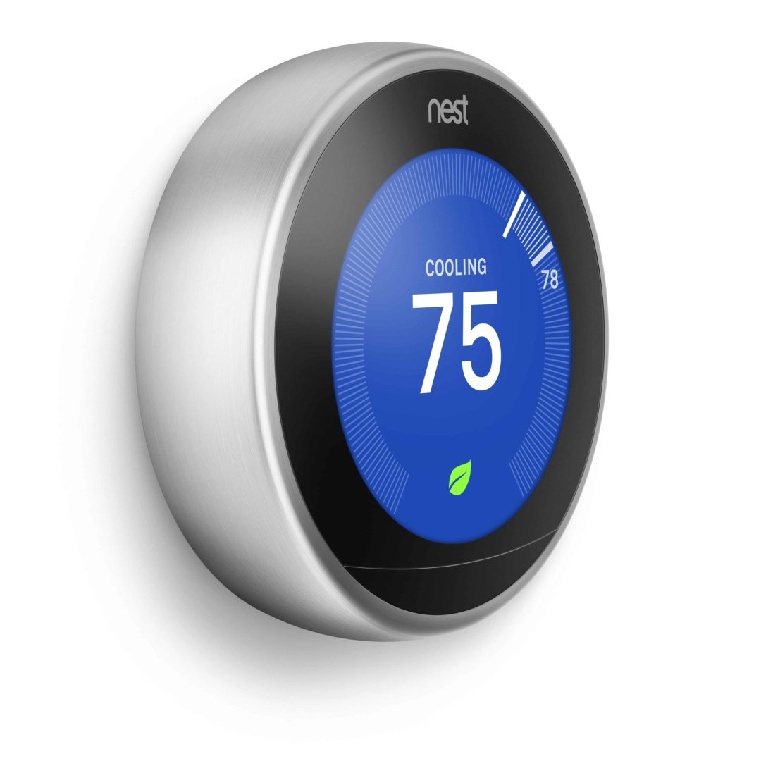 3rd Generation Nest Thermostat