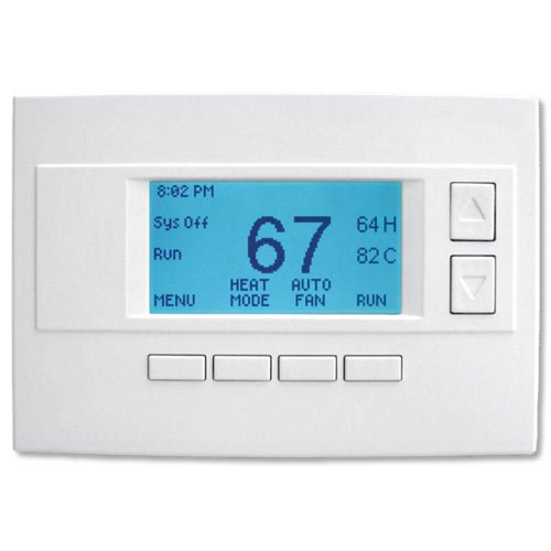 The Rcs Tz45 Is An Offering From Residential Control Systems I Would Describe This As A Very Nice Programmable Thermostat That Just Hens To Have Z Wave