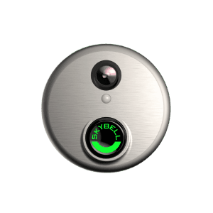 Skybell HD in Silver