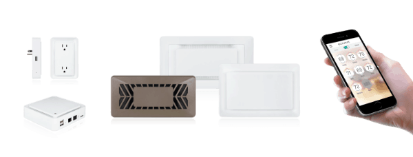 Ecovent smart home vent system