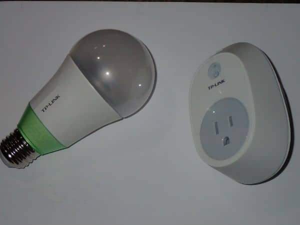 Review Tp Link Smart Plugs And Lights