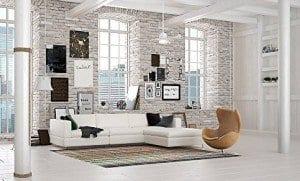 Hunter Symphony in modern apartment