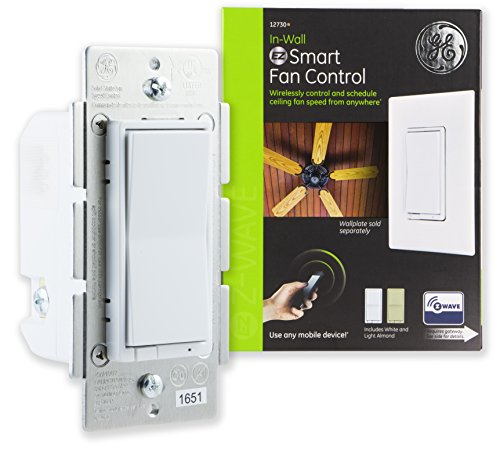 Smart Control To Your Old Ceiling Fan, Ceiling Fans With Lights Wall Control