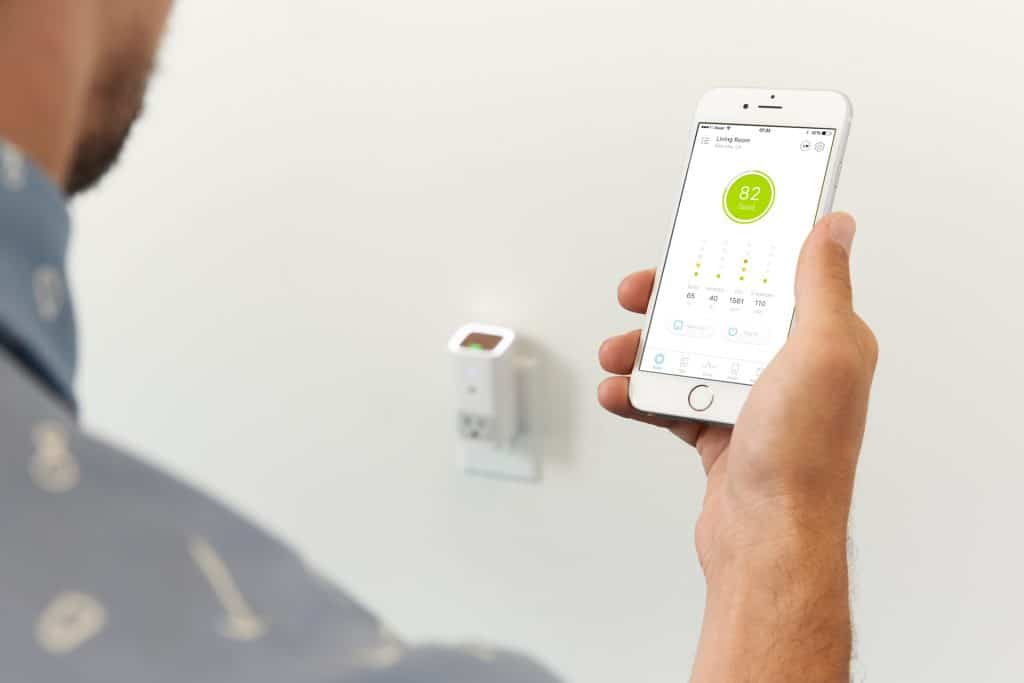 Awair Glow Review: A Smart Plug Trapped in an Air Quality